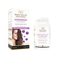 Amminoacidi per capelli