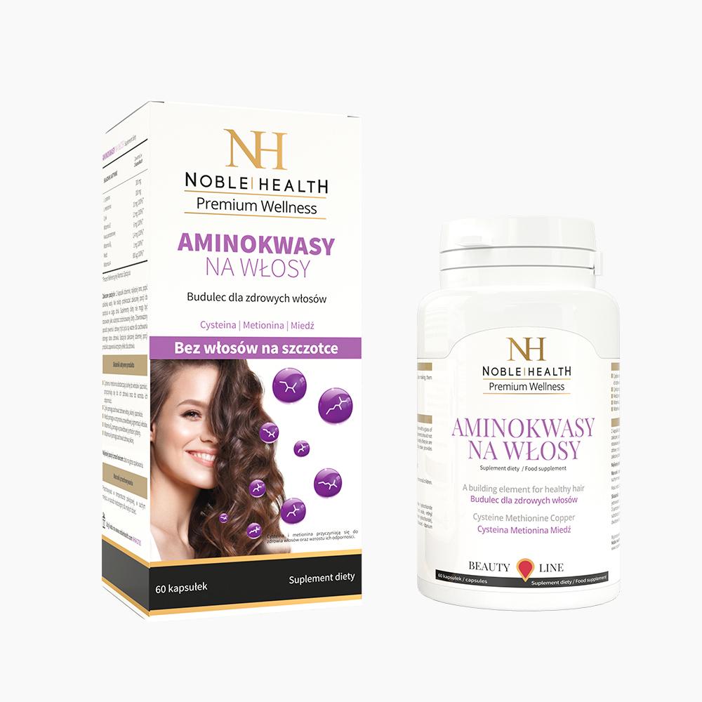aminokwasy na włosy
