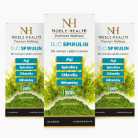 3x Duo Spirulin