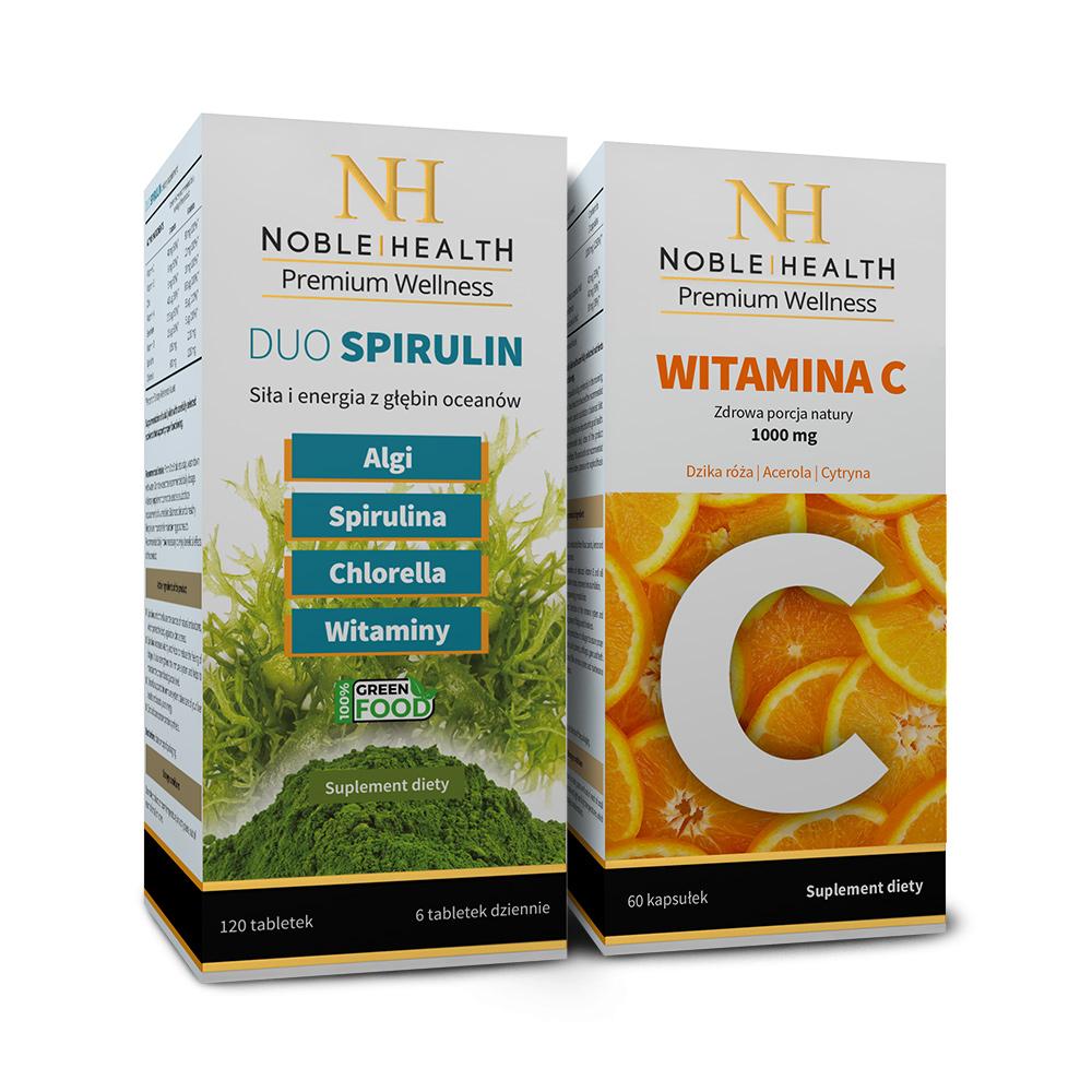Zestaw Alergia Ochrona I Wzmocnienie Organizmu Od Noble