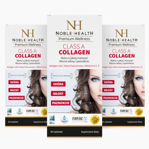 3x Kollagen in Tabletten Class A Collagen