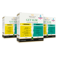 3x Get Slim Morning & Night