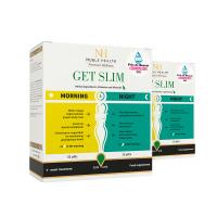 2x Get Slim Morning & Night