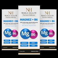 3x Magnesio + vitamina B6