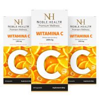 3x Vitamina C