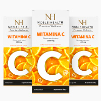 3x Vitamin C