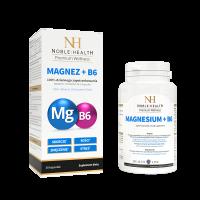 Magnesio + vitamina B6