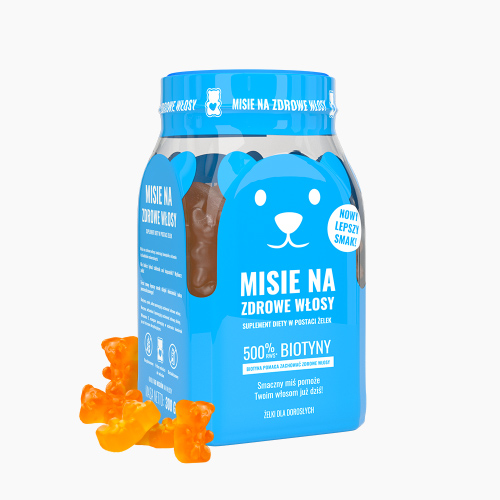Healthy hair Bears Gummies