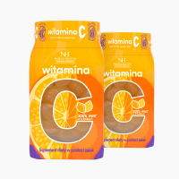 2x Vitamina C in forma di gelatine