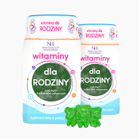 2x Vitamins for family in jellies