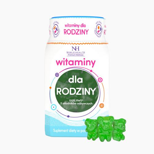 Family Vitamins Gummies