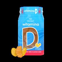 Vitamina D in forma di gelatine