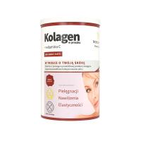Marine collagen in powder + vitamin C