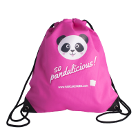 Hair Care Panda Backpack