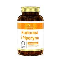 Kurkuma und Piperin