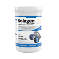 Collagen + powdered glucosamine