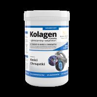 Collagene idrolizzato + glucosamina con l'aggiunta di Vitamina C