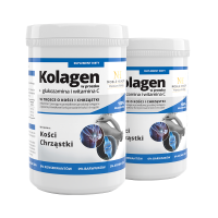 2x Collagen + powdered glucosamine