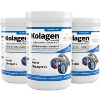 3x Collagen + powdered glucosamine