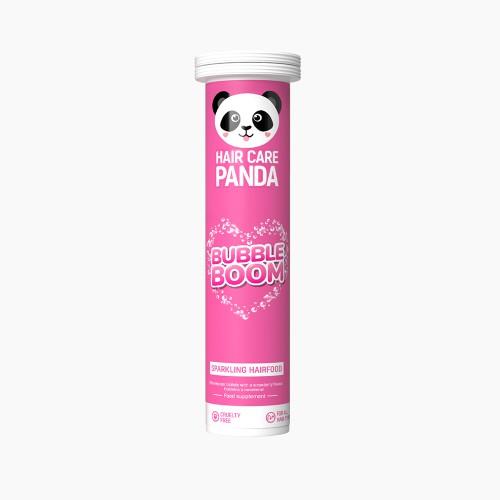 Hair Care Panda Bubble Boom