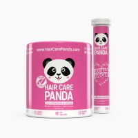 Hair Care Panda Pink Power