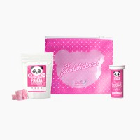 Hair Care Panda Travel Set