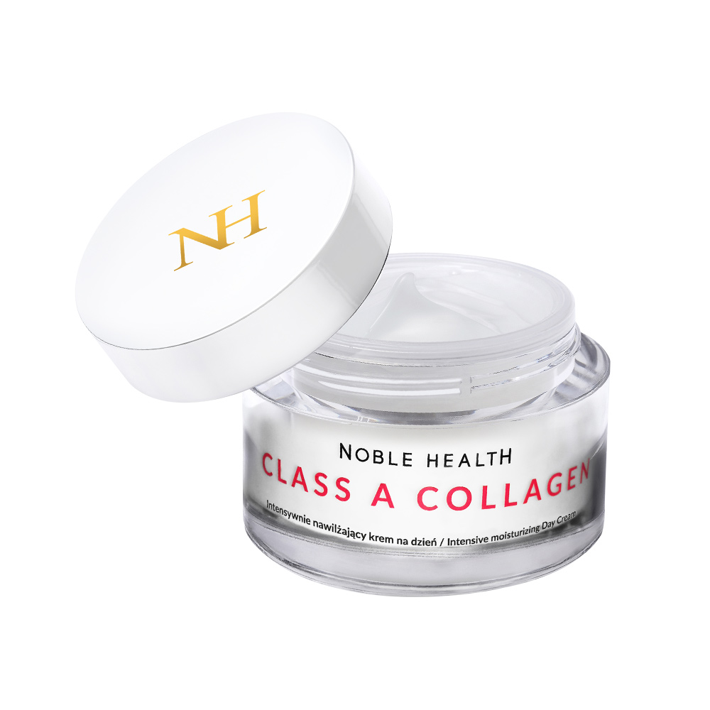 Day Cream Class A Collagen Natural Dermocosmetics And