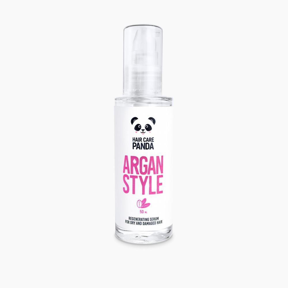 Hair Care Panda Argan Style