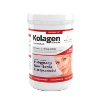 Kollagen in Pulverform + Vitamin C