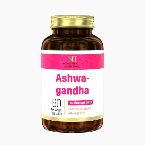 ashwagandha  natural dermocosmetics and dietary