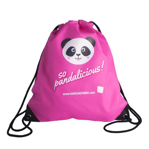 Hair Care Panda Wanderlust Bag