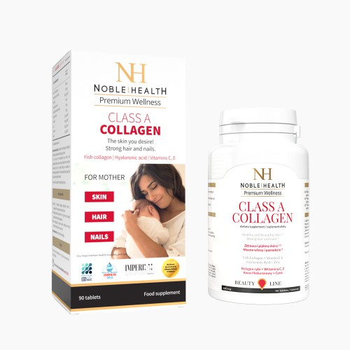 Collagen in tablets CLASS A COLLAGEN for Mother