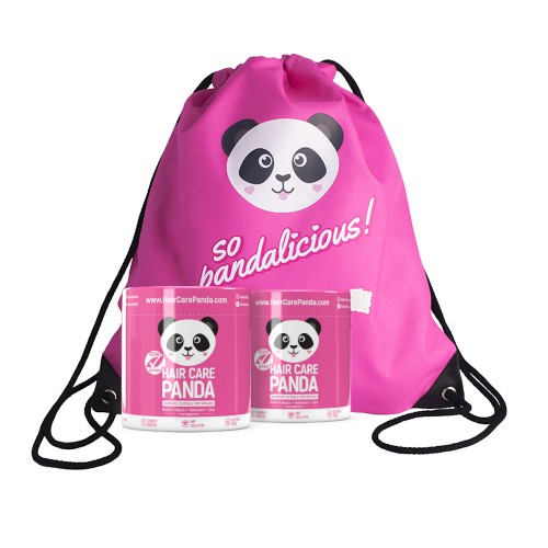 Hair Care Panda Double Love