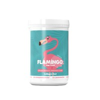 Flamingo Hair Food Collagen Dust