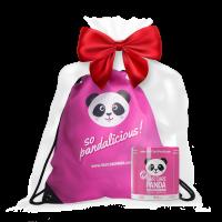 Zestaw Panda w Plecaku