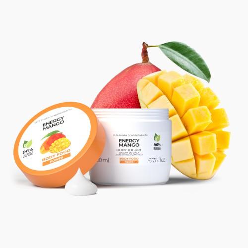 Energy Mango Body Jogurt body lotion