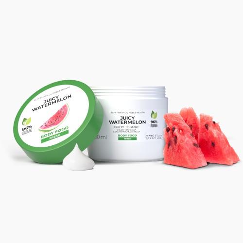 Balsamo per il corpo Juicy Watermelon Body Jogurt