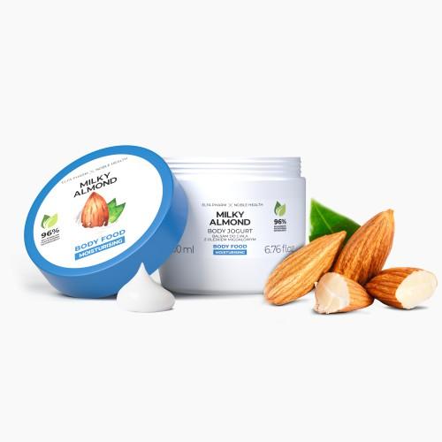 Balsam do ciała Milky Almond Body Jogurt