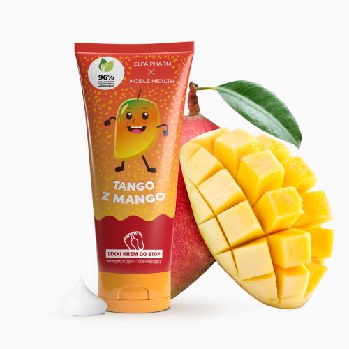 Crema piedi Tango al Mango