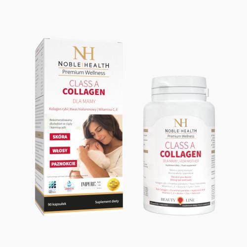 Kollagen-Tabletten CLASS A COLLAGEN für die Mutter