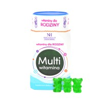 Multivitamin gummies for family