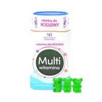 Multivitamina per la famiglia in caramelle gommose