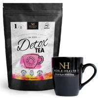 Detox Tea Herbata na dzień + Kubek