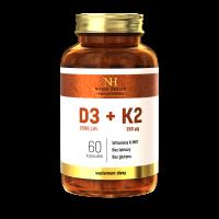 Le vitamine D3+K2