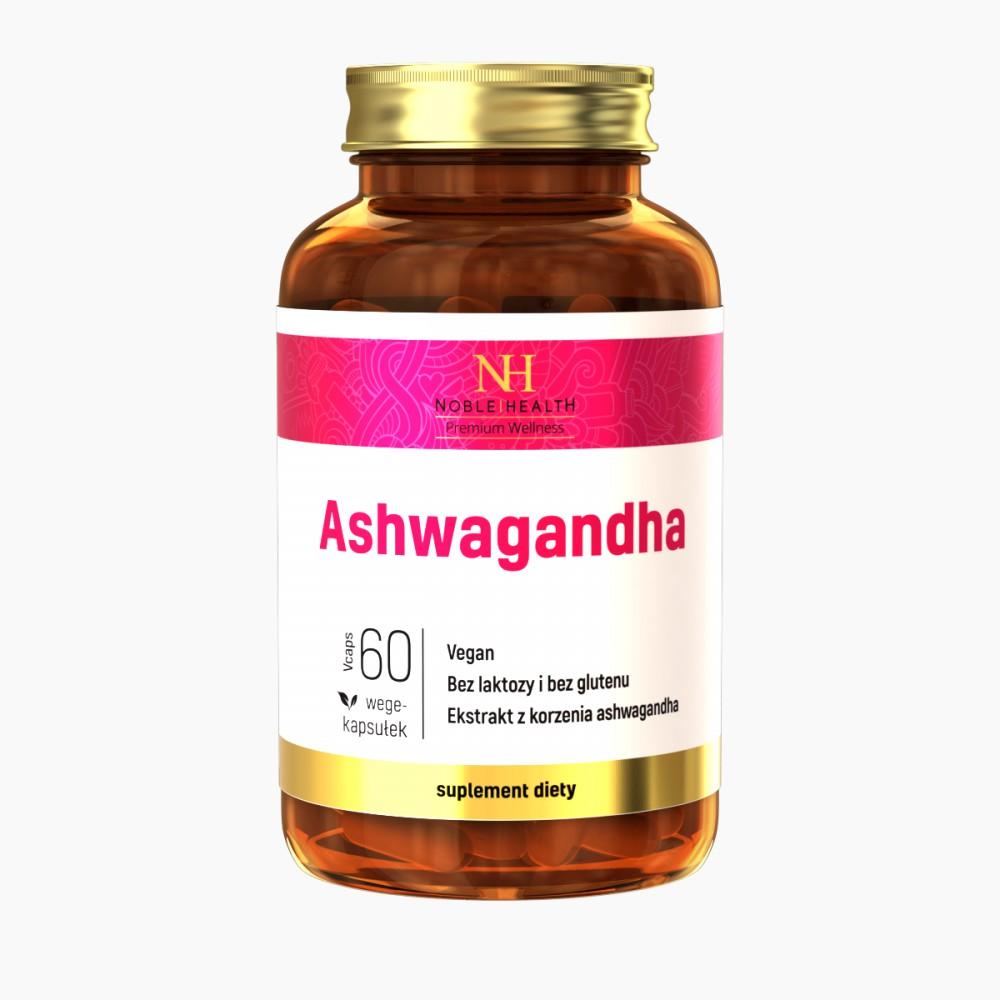 ashwagandha  natural dermocosmetics and dietary