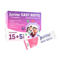 Probiotico per bambini in bustine Junior Easy Biotic