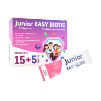 Probiotikum für Kinder in Beuteln Junior Easy Biotic