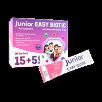 Probiotyk dla dzieci w saszetkach Junior Easy Biotic