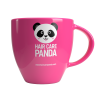 Hair Care Panda Pandastic Mug