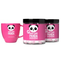 Hair Care Panda Pandastic Set
